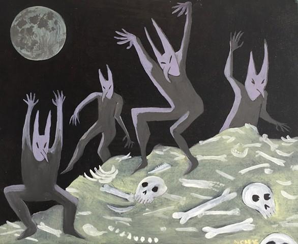 'Dancers' by Natalie Edwards