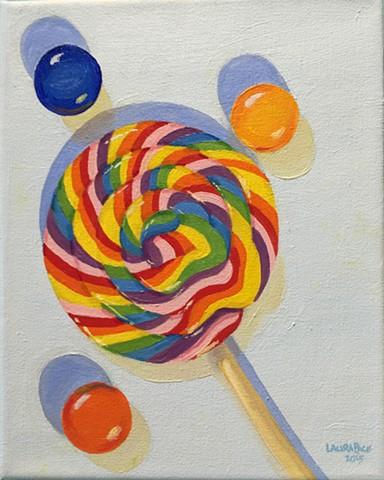 'Lollipop' by Laura Pace
