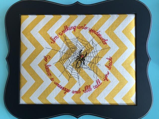 'Spider Webs (No Doubt)' by Virginia Jackson