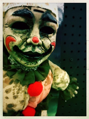 """The Clown"" by Erica Salinas"