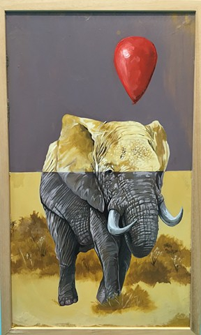 """Elephant"" by Robert Page"