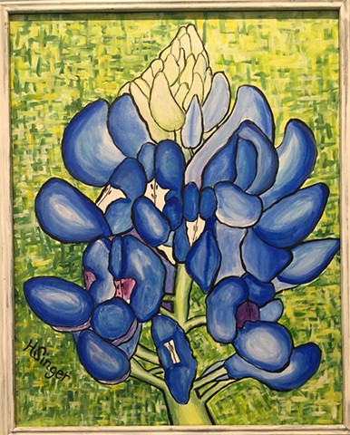 """""""Bluebonnet"""" by Holly Glenn"""