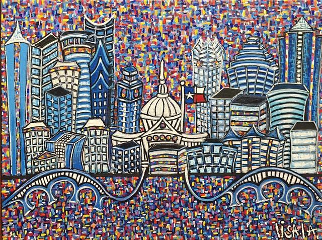 """SXSW"" by Lisa La"