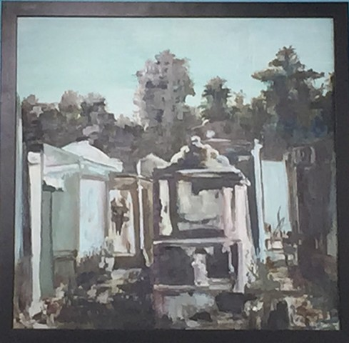 'Lafayette Cemetery' by Allison Genesar