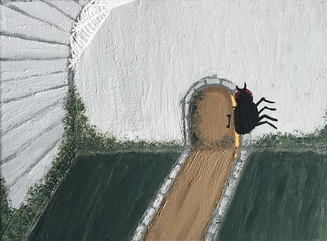 'Emerging' By Serena Bender