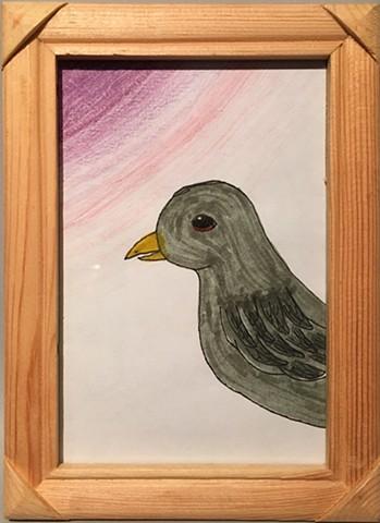 """""""Deadly Crow"""" by Gwendolyn Sieke"""