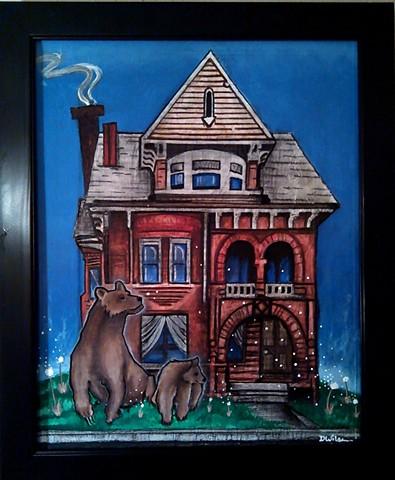 """""""Mama Bear"""" by Dan Wilson"""