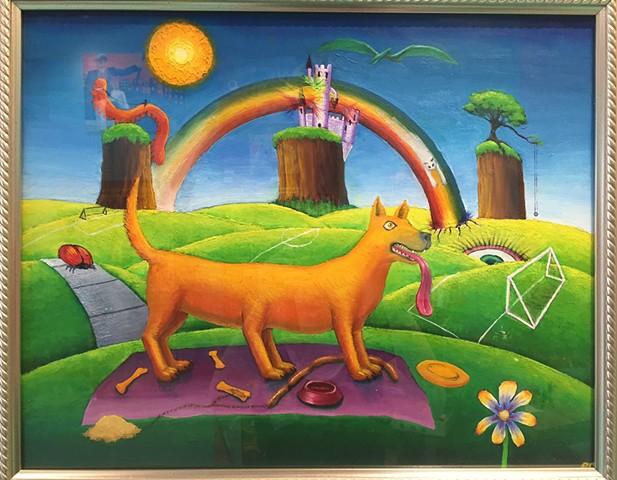 """Dognic"" by Patrick Doran"