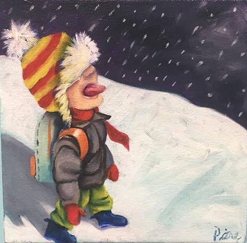 'Uphill Both Ways' by Heidi Pitre